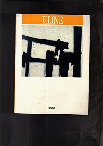 Kline. Catalogo della mostra (Milano, 1987): A. Zevi Gallina