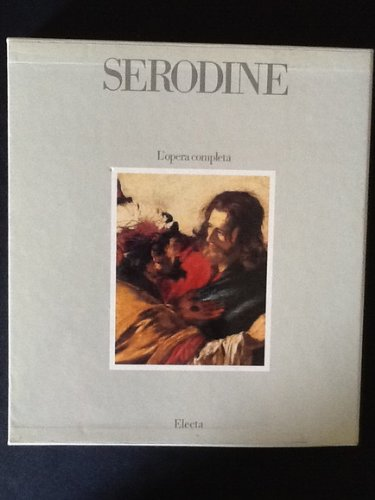 Serodine (Italian Edition): Testori, Giovanni; Chiappini, Rudy