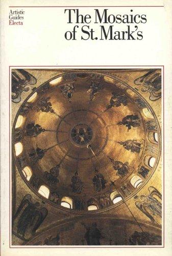 9788843522262: Mosaics of St. Mark's