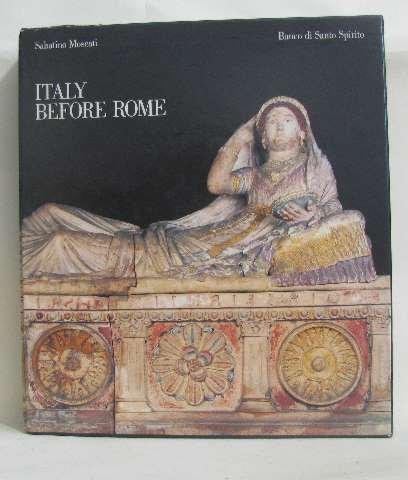 L'Italia prima di Roma. [English Ed.].: Moscati, Sabatino