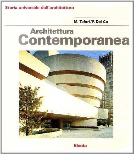 9788843524631: Architettura contemporanea. Ediz. illustrata (Storia dell'architettura)