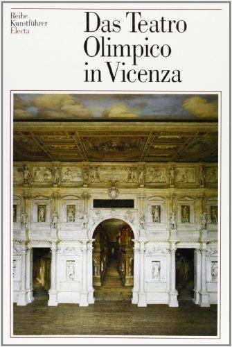 9788843529148: Das Teatro Olimpico in Vicenza (Guide artistiche)