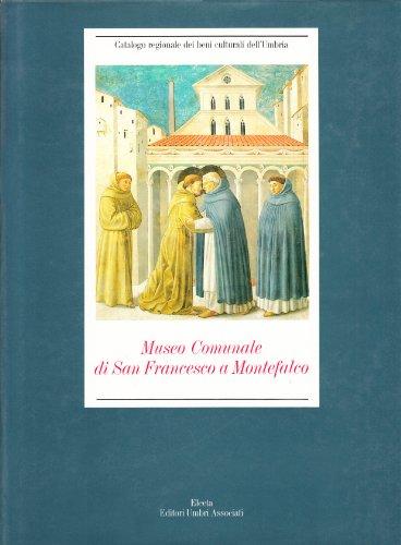 9788843531561: Museo comunale di San Francesco a Montefalco
