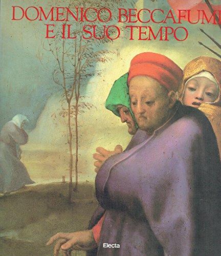 9788843531738: Domenico Beccafumi e il suo tempo (Italian Edition)