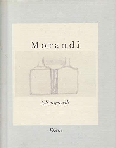9788843534333: Morandi: Gli acquerelli (Italian Edition)