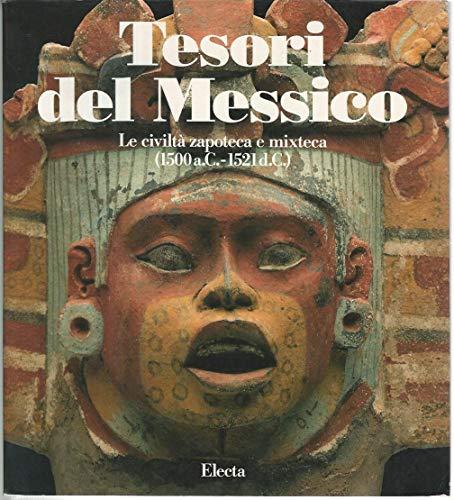 9788843536344: Tesori del Messico. Catalogo. Ediz. illustrata
