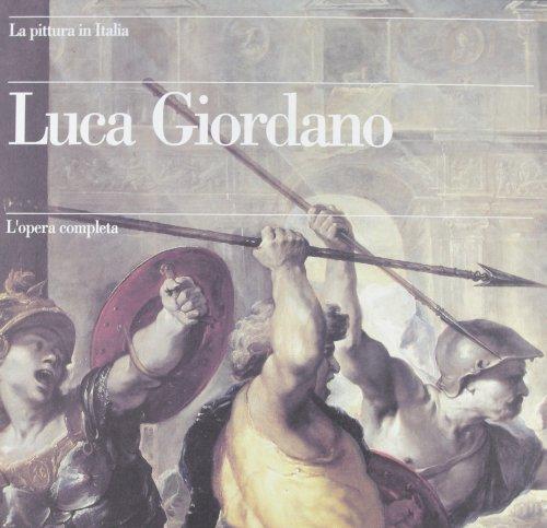 9788843542598: Luca Giordano. L'opera completa