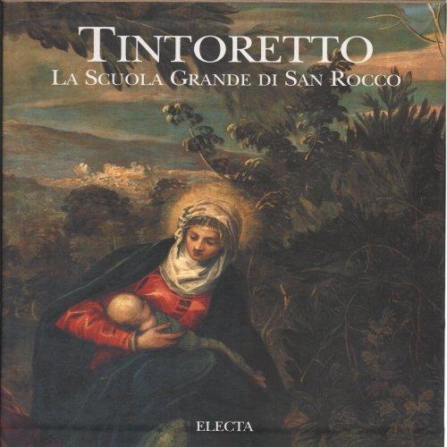 9788843544950: Tintoretto: La Scuola Grande DI San Rocco