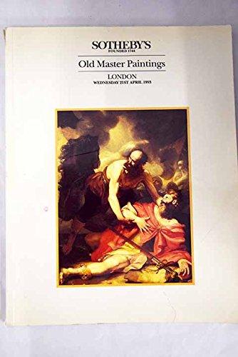 Dipinti italiani di antichi maestri / Old Master Paintings / Tableaux de maîtres ...
