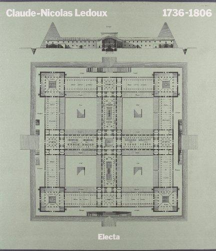 9788843546831: Claude-Nicolas Ledoux, 1736-1806