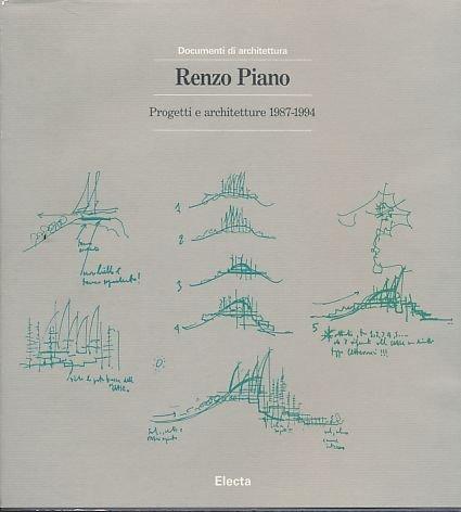 Renzo Piano. Progetti e architetture 1987 -: Piano renzo