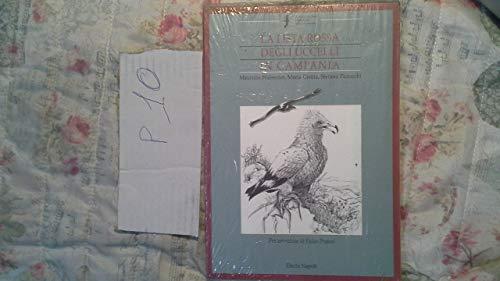 la lista rossa degli uccelli in Campania: Fraissinet Maurizio, Grotta Maria, Piciocchi Stefano