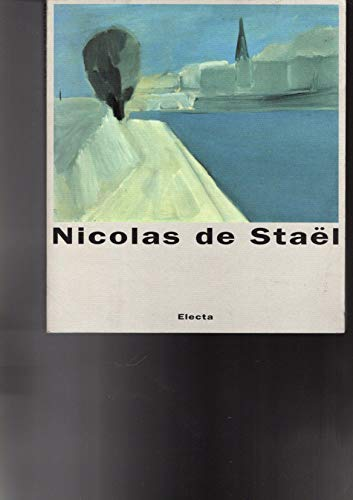 9788843548484: Nicholas De Stael (Italian Edition)