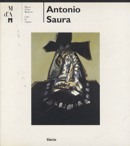 Antonio Saura (9788843550258) by Chiappini, Rudy