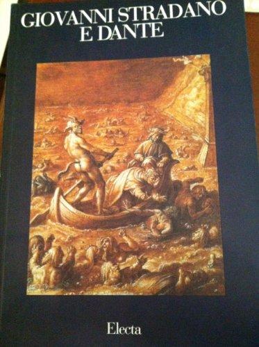 9788843550333: Giovanni Stradano e Dante (Italian Edition)