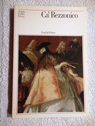 9788843551545: Ca' Rezzonico (Guide Artistiche Electa)