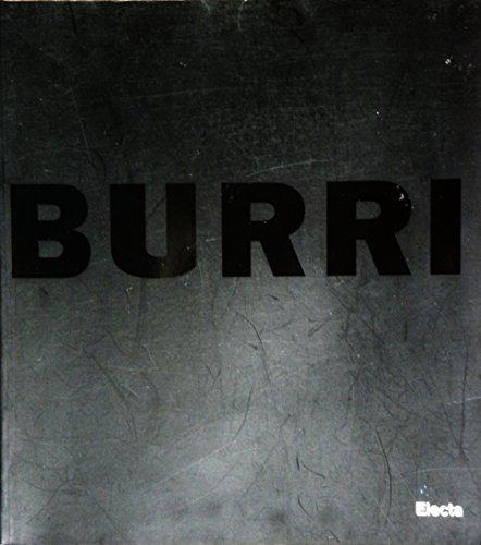 9788843558643: Alberto Burri. Catalogo della mostra (Roma, Palazzo delle esposizioni, 9 novembre 1996-13 febbraio 1997). Ediz. tedesca e inglese