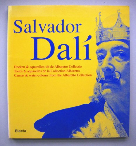 9788843562145: Salvador Dali: Canvas and Watercolours from the Albaretto Collection