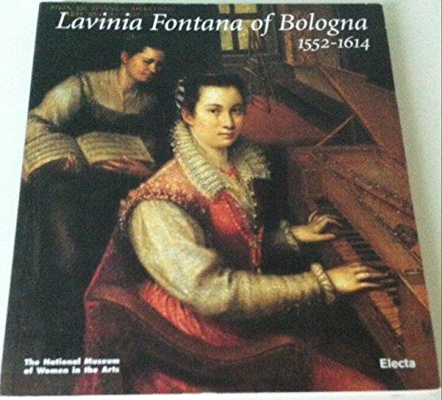 9788843563944: Lavinia Fontana of Bologna, 1552-1614