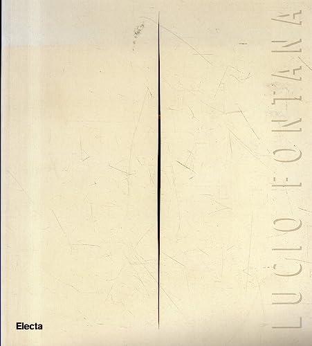 9788843565214: Lucio Fontana. Catalogo della mostra (Roma, Palazzo delle esposizioni, 3 aprile-22 giugno 1998). Ediz. inglese