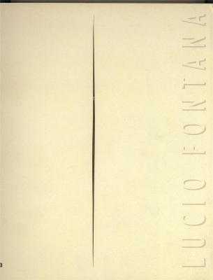 Lucio Fontana: Palazzo Delle Esposizioni (Rome, Italy)