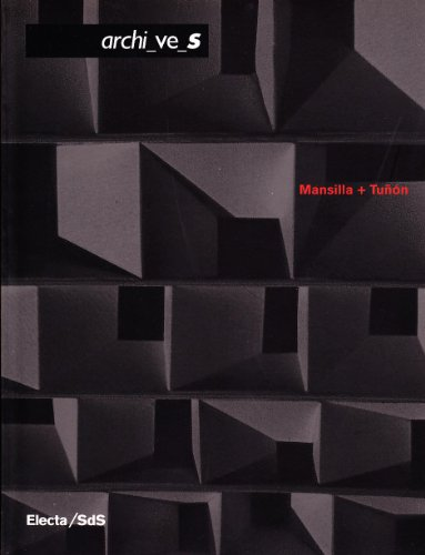 9788843566426: Mansilla + Tunon (Archives) (Italian Edition)