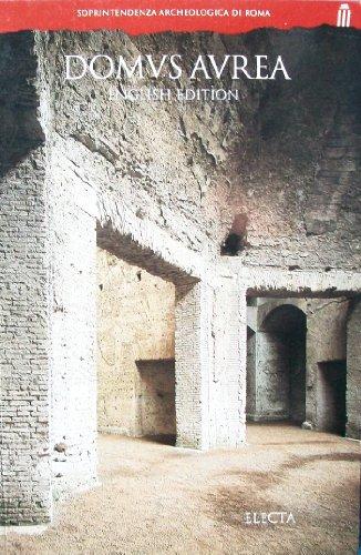 9788843571642: Domus aurea. Ediz. inglese: Guide (Soprintendenza archeologica di Roma)