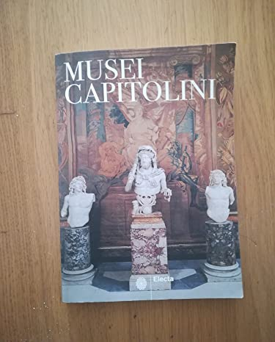 9788843575114: Musei capitolini (Beni culturali. Varia)