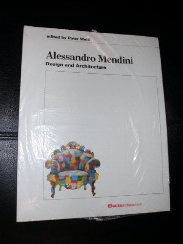 Alessandro Mendini (Documenti: di Architettura) (884357695X) by Weiss, Peter; Capella, Juli