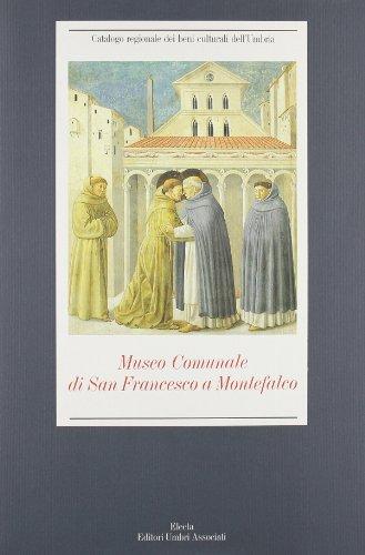 9788843582198: Museo Comunale di San Francesco a Montefalco