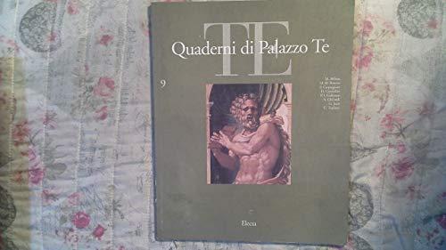 Quaderni di Palazzo Te. Rivista internazionale di