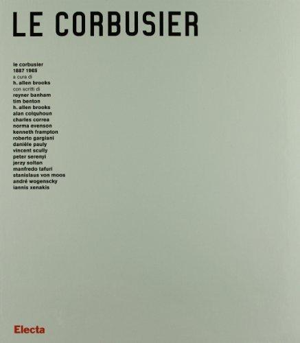 9788843595853: Le Corbusier (1887-1965)
