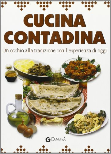 9788844010966: La cucina contadina