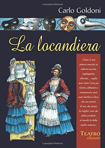 9788844019693: La locandiera (Acquarelli teatro)