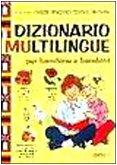 Dizionario multilingue per bambine e bambini: Gironimi, Margherita