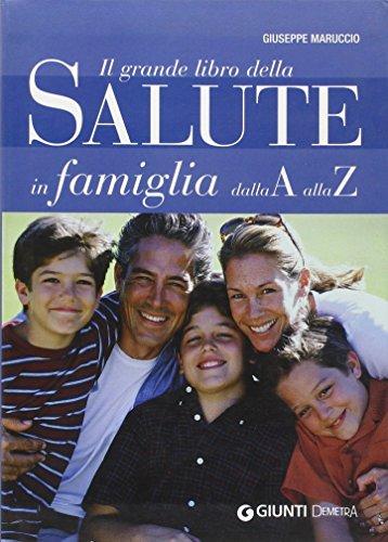 9788844027247: Il grande libro della Salute in famiglia dalla A alla Z