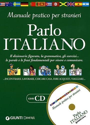 9788844029272: Parlo italiano. Manuale pratico per stranieri. Con CD-ROM