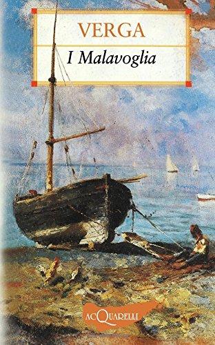 9788844031459: I Malavoglia (Italian Edition)