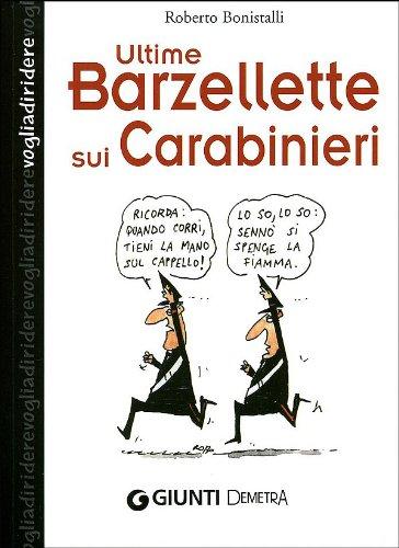 9788844031985: Ultime barzellette sui carabinieri