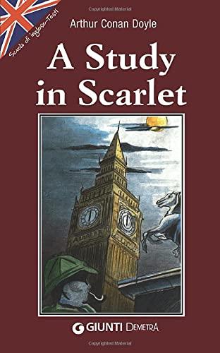 A study in scarlet (Scuola d'inglese junior) - Doyle, Arthur Conan