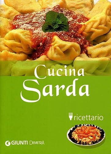 9788844033491: Cucina sarda. Ricettario