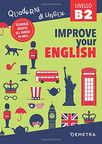 9788844043483: Improve your english B2. Con Contenuto digitale per download