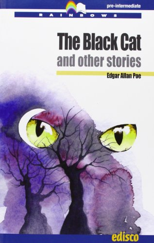 9788844117801: The black cat and other stories. Con CD Audio