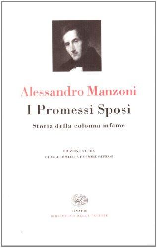 9788844600280: I Promessi sposi-Storia della colonna infame