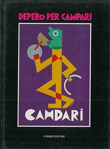 9788845028939: Depero per Campari (Italian Edition)