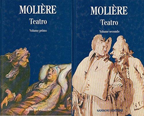 Teatro I (Lo stordito / Le preziose: Moliere