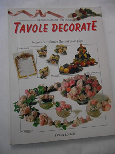 Tavole decorate