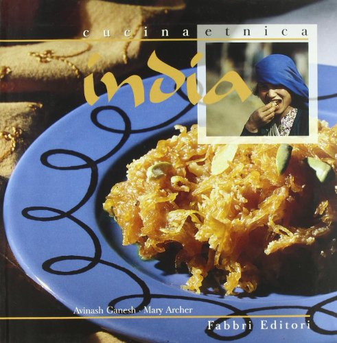 9788845172687: Cucina etnica. India