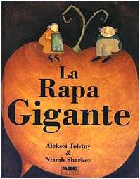 9788845174438: La rapa gigante (Album illustrati)