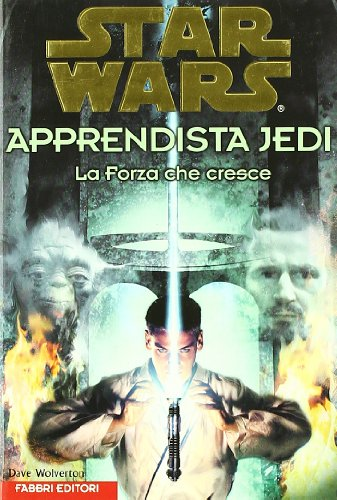 9788845178030: Star wars. Apprendista Jedi: 1
